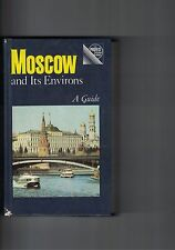 MOSCOW AND ITS ENVIRONS - 1981 - PROGRESS - IN INGLESE