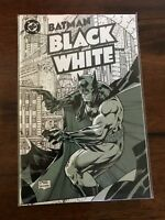 Batman Black and White Issue 1 Comic Book June 1996 DC Comics FREE bag/board NEW