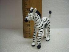 Baby Zebra Figure By Safari Ltd Zoo Africa Pretend Play Toy Wild Animal Cake