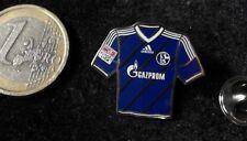 S04 Schalke Trikot Pin Badge Home 2012 / 2013 Gazprom