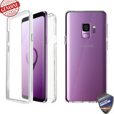 For Samsung Galaxy S9 Full Body Coverage Built-in Shock Resistant TPU Case Cover