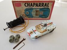 Chaparral 1/24 Scale Competition Racing Car Electric Toy Sears Marx slot car
