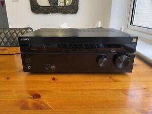 Sony STR–DN1080 7.2Ch 4k Dolby Atmos AV Receiver Home Theatre Airplay Bluetooth