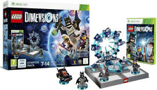 LEGO Dimensions -- Starter Pack (Microsoft Xbox 360, 2015) - European Version