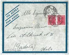 72001 - AOI  ERITREA  - Storia Postale: BUSTA - POSTA MILITARE 25   1936