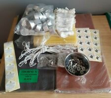 Rolled Beeswax Candle Making Kit with Tealight Cases, Wicks and Labels etc.