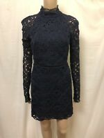 """Manning Cartell Dress Womens ~ Size 6 ~ Great Cond """" Square Limits """" Back Zipper"""