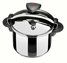Magefesa 01OPSTACO10 Star R Stainless Steel 10 Qt. Fast Pressure Cooker NEW