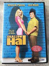 Shallow Hal DVD (Original, No Copy) Gwineth palteow Jack Black