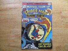 1975 MARVEL TEAM-UP SPIDER-MAN #39 SIGNED JOHN ROMITA SR. & MIKE ESPOSITO, POA