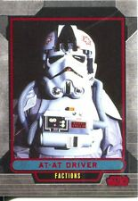 Star Wars Galactic Files Red Parallel #341 AT-AT Driver
