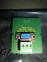 EMCO 11151 SONOTRAK R-232 MODULE