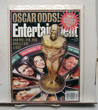 2001 Entertainment Weekly Magazine #588- OSCAR ODDS/WHO WILL/WHO SHOULD/WHY