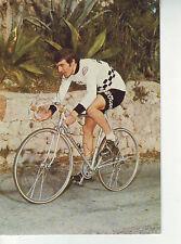 CYCLISME carte JURGEN TSCHAN (equipe peugeot)