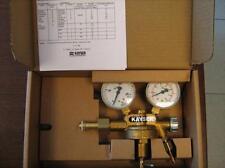 Regulador Caudalímetro GAS ARGON/CO2 Soldadura TIG MIG  KAYSER Hecho en Alemania