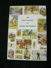 THE POSTAL HISTORY OF UGANDA AND ZANZIBAR by EDWARD B PROUD