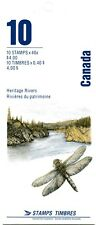 Canada 1991 Canadian Rivers 1st Issue Booklet Mint Unhinged