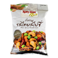 Koh-Kae Plus Selected Quality delicious Halal Snacks Thai Spicy Mixed Nuts 30g