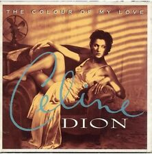 Celine Dion - The Colour Of My Love - CD Very Good Condition