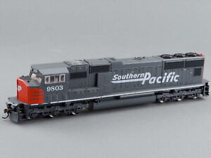 Athearn Genesis HO EMD SD70M Southern Pacific SP #9803 DC ATHG6125