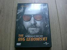 The Big Lebowski DVD mit Jeff Bridges