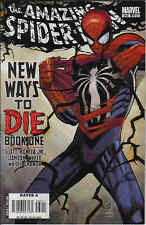 AMAZING SPIDER-MAN #568 REGULAR & VARIANT COVER / NEW WAYS TO DIE PART 1