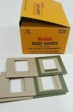 Kodak Slide Ready-Mounts 135 Size, 2X2' For 24 X 36Mm Transparencies, Box Of 100