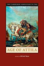 The Cambridge Companion To The Age Of Attila (cambridge Companions To The Anc...