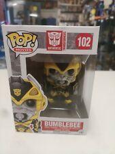 Funko Pop Movies Transformers #102 Bumblebee Vinyl Figure
