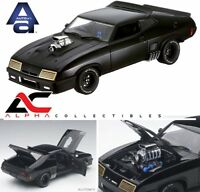"AUTOART 72775 1:18 FORD XB FALCON TUNED VERSION ""BLACK INTERCEPTOR"""