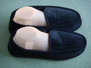 Soft Warm Men Winter Slippers Comfy Corduroy Casual Out/Indoor Slip On Shoe 2014
