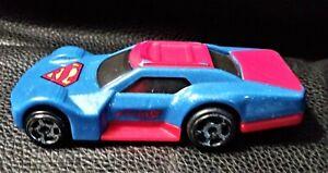 Superman hot wheels 2016 McDonalds Happy Meal Toy Car