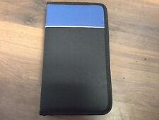 Bleu 96 Dark Manches CD DVD BLU RAY DISC Transporter étui Sac Portefeuille de stockage