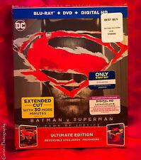 Batman v Superman STEELBOOK Best Buy Exclusive