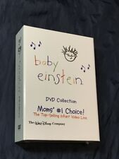 BABY EINSTEIN 26 DISC DVD SET COLLECTION, Fast FREE SHIPPING - BRAND NEW