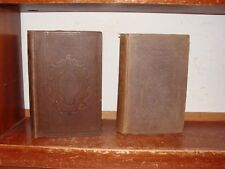 Old ART MANUFACTURE MINE Books 1853 INDUSTRY MACHINERY LIQUOR METAL-WORK MINING