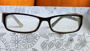 JONATHAN CATE Eyeglasses DELPHI MRN Unisex Optical Frame Spectacles  NEW