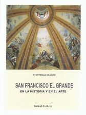 Libro y Folleto de San Francisco El Grande.Book and Brochure of St. Francis