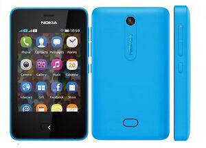 Genuine Unlocked Nokia Asha 501 Touch Screen Dual Sim GSM 900/1800