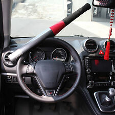 Anti Theft Baseball Bat Car Van Steering Wheel Lock Security Clamps Heavy Duty