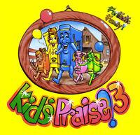 Psalty • Kid's Praise 3 • Fun-tastic Family CD 1982 Psalty Kids Co. •• NEW ••