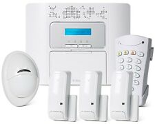 New Visonic Powermaster 30 G2 Wireless Security Alarm Kit GSM PowerG