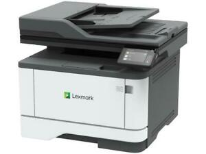 Lexmark MX431dn Multifunction Laser Duplex Printer Monochrome All in One