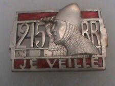 215 REGIMENT REGIONAL          SCHAEFFER