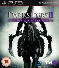 Darksiders II PS3 PlayStation 3 Video Juego Perfecto estado UK release