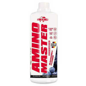 BWG Amino Master 1 Liter Flasche BCAA + Arginin  [MHD 11/20] 1