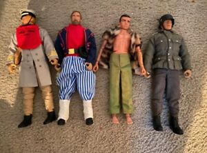 Gi  joe soldiers of the world lot of 4