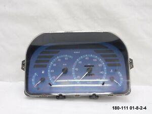Tacho Tachometer Kombiinstrument 8200083043 Renault Master II (180-111 01-8-2-4)
