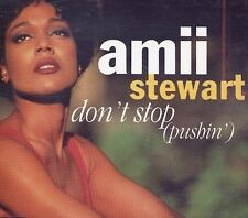 Amii Stewart Don't stop (pushin'; 1992) [Maxi-CD]