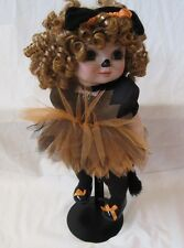 2004 Marie Osmond Large Adora Kitty Belle Porcelain Doll in Box #455 / 750